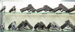 Handgun display